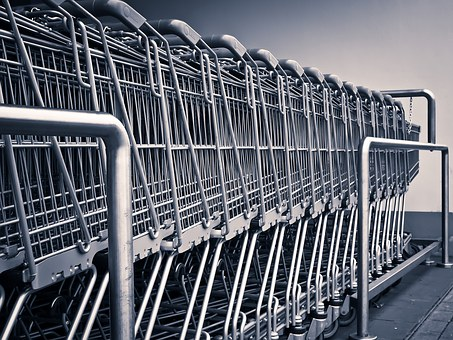 shopping cart 1275480 340